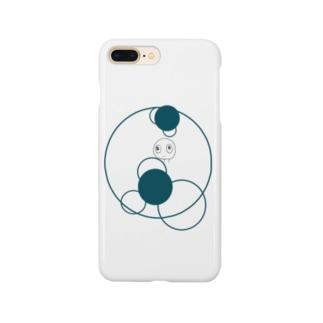 shirotaro-サークル- Smartphone cases
