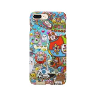 サンプル Smartphone cases