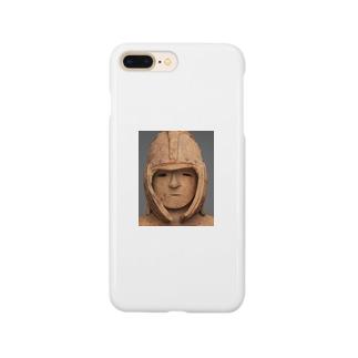 武人埴輪 Smartphone cases