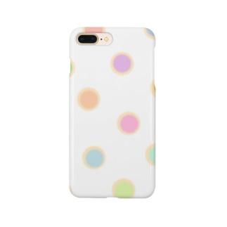 水玉 Smartphone cases