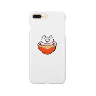 ブタのジル Smartphone cases