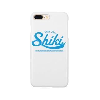Shiki ロゴ  Smartphone cases