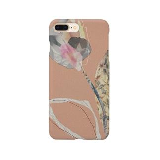 香るtulipa Smartphone cases