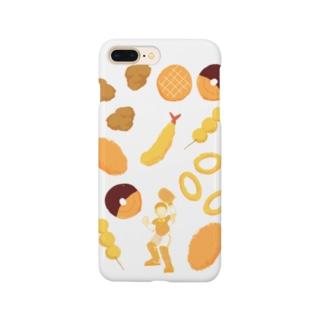 キャッチャーフライ Smartphone cases