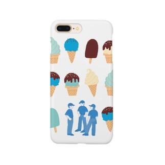 コールドゲーム Smartphone cases