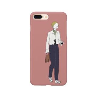 大概の物は自分で作っちゃう Smartphone cases