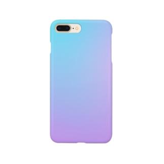 Gradation Color Smartphone cases