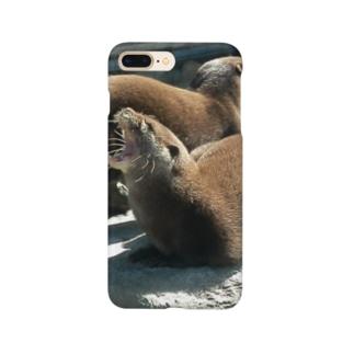 コツメカワウソ Smartphone cases
