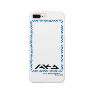 AKS オフィシャルグッズ Smartphone cases