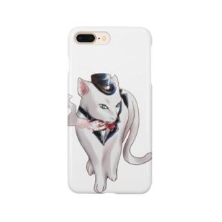 シガレットCat2 Smartphone cases