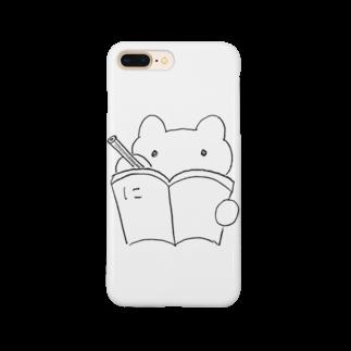 精霊くまうさの「に」日記 Smartphone cases