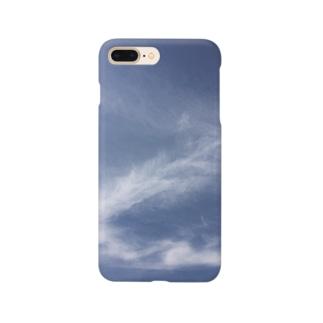 空の青 Smartphone cases
