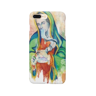 #420 - Stoned Mary復刻版 Smartphone cases