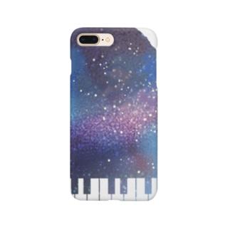 夢のピアノさん Smartphone cases