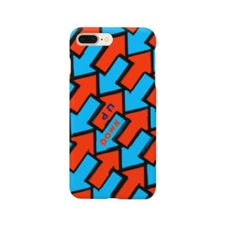 アップ&ダウン Smartphone cases