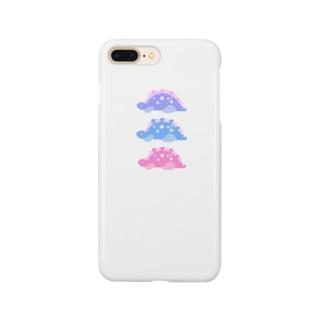 ステゴ三兄弟 Smartphone cases