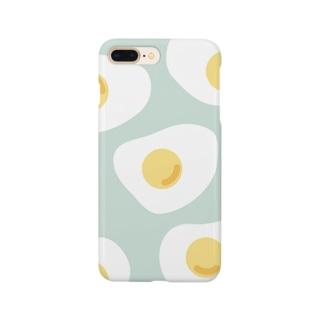 おいしいたまご Smartphone cases