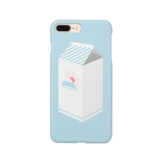 おいしいぎゅうにゅう Smartphone cases
