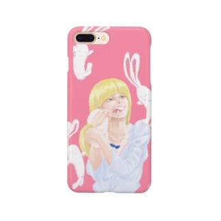 Fancy Girl's Dream Smartphone cases