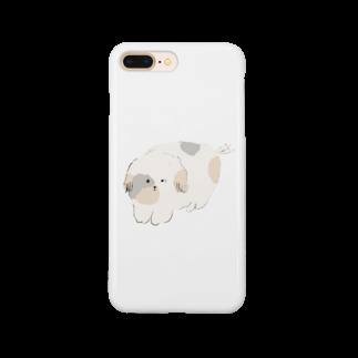 うでのミケいぬ Smartphone cases