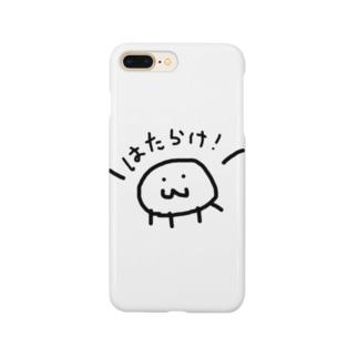 癒しの社畜グッズ第3弾 Smartphone cases