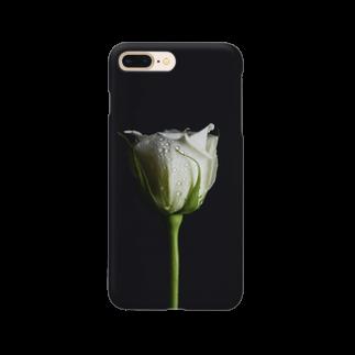 蛍.の白薔薇 Smartphone cases