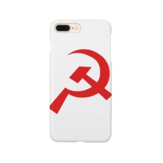 共産趣味 Smartphone cases