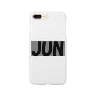 JUN  グッズ 3 Smartphone cases