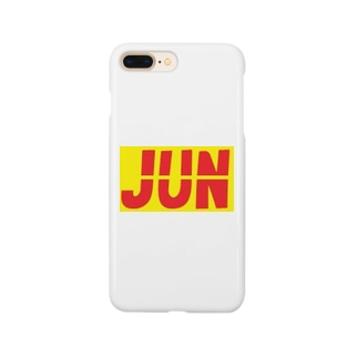 JUN  グッズ 4 Smartphone cases