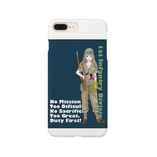 ベティ Smartphone cases