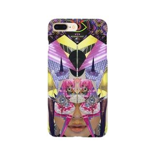 KOSMO KAT - An Elegant Punk (戦う魔法少女へ) Smartphone cases