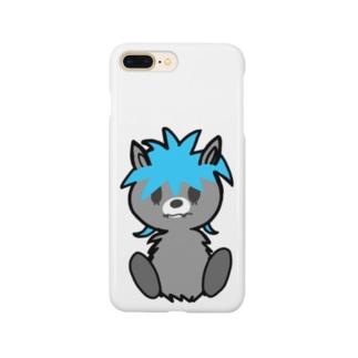 ロシアンウルフ Smartphone cases