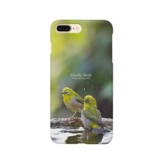 Lovely Bird Series (LBPC-0003) Smartphone cases
