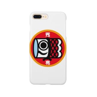 パ紋No.3360 秀亮  Smartphone cases