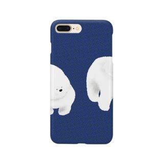 不思議なワンちゃん Smartphone cases