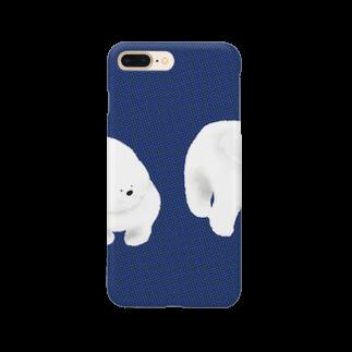 Iwabuchi Mamiの不思議なワンちゃん Smartphone cases