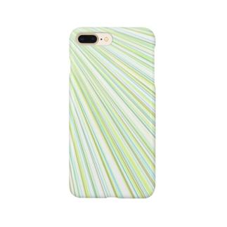 ストライプ Smartphone cases