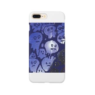 空色おばけ Smartphone cases
