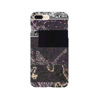 フォトショのバグ2 Smartphone cases