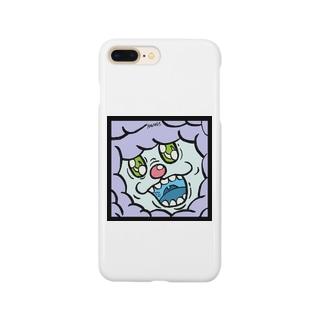 ハヌマーン フィアーフェイス Smartphone cases