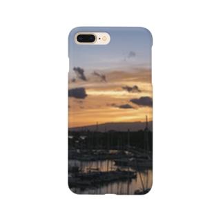 Waikiki's Infinity sunset Smartphone cases