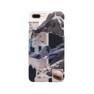 The Black, the White, His Wife & Her Color Smartphone cases