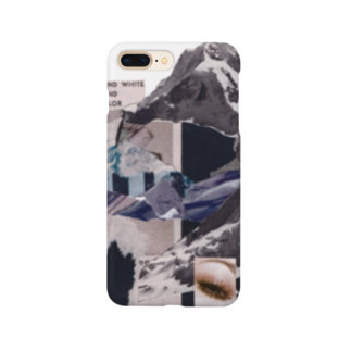 GotandaのThe Black, the White, His Wife & Her Color Smartphone cases