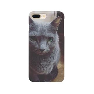 うちの猫がこんなにもめんこい Smartphone cases