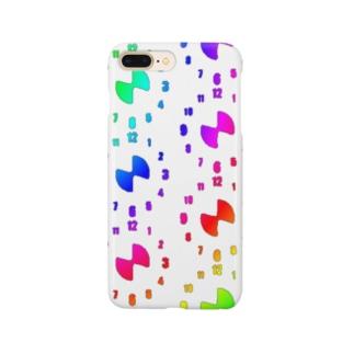 カラータイマー Smartphone cases