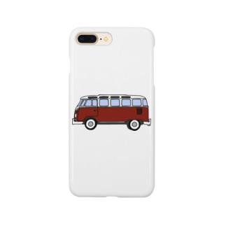 ワーゲンバス エンジ Smartphone cases