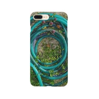 ホースグルグル Smartphone cases