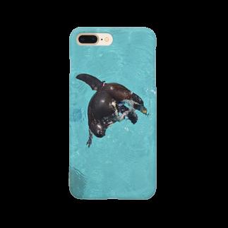 乙屋のペンギンチャン Smartphone cases