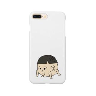 アマゲジくん Smartphone cases