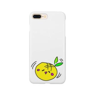 メロンパンじゃないもん Smartphone cases